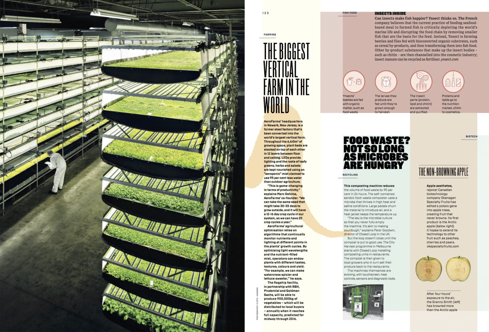 WIRED UK Food Issue
